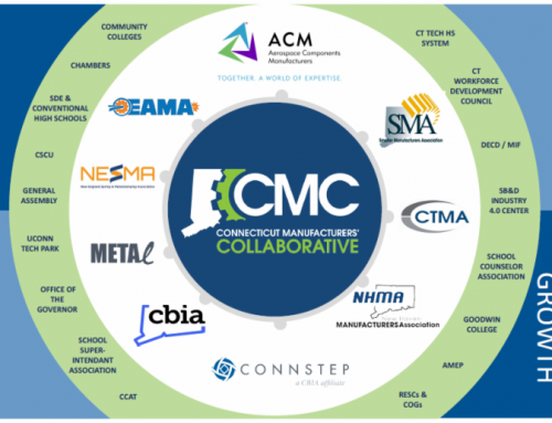 Strategic collaboration with CMC Connecticut Manufacturers' Collaborative