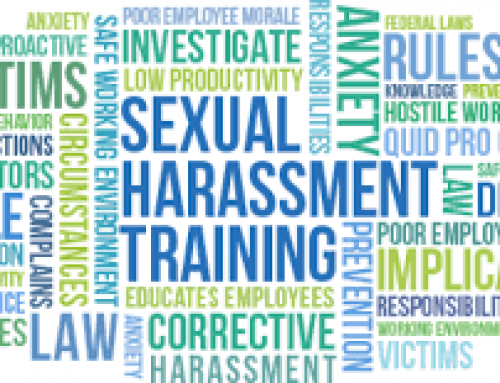 Sexual Harassment Free On-line Video Training Course