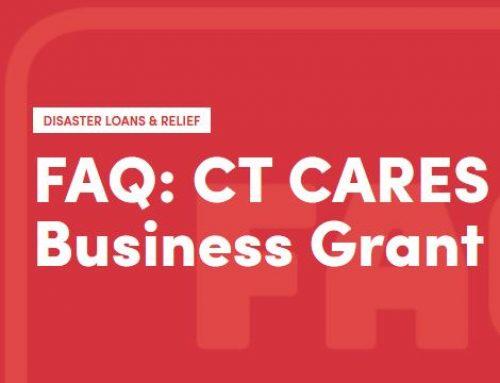 FAQ: CT CARES Small Business Grant Program